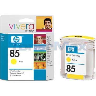 HP NO 85 INK CTG YELLOW 69ML
